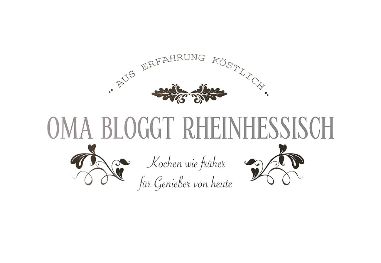 Oma bloggt Rheinhessisch